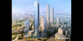 长沙高楼前几名排行 长沙最高的楼TOP5